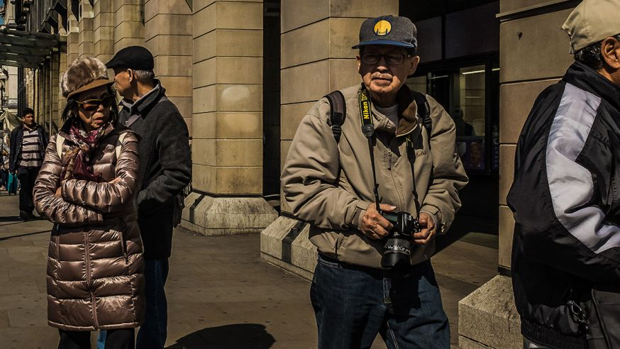 straatfotografie gratis expositie Peter Nijssen StreetEye