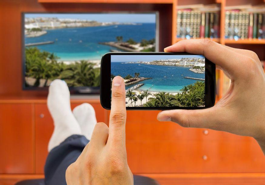 fotos op tv bekijken pricewise