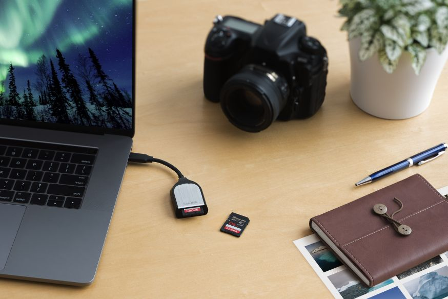 Keuzehulp geheugenkaarten dankzij kamera express