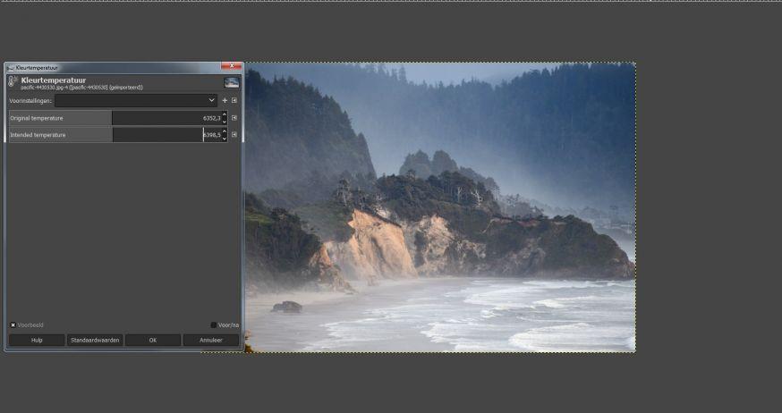 Gratis Photoshop Alternatieven GIMP