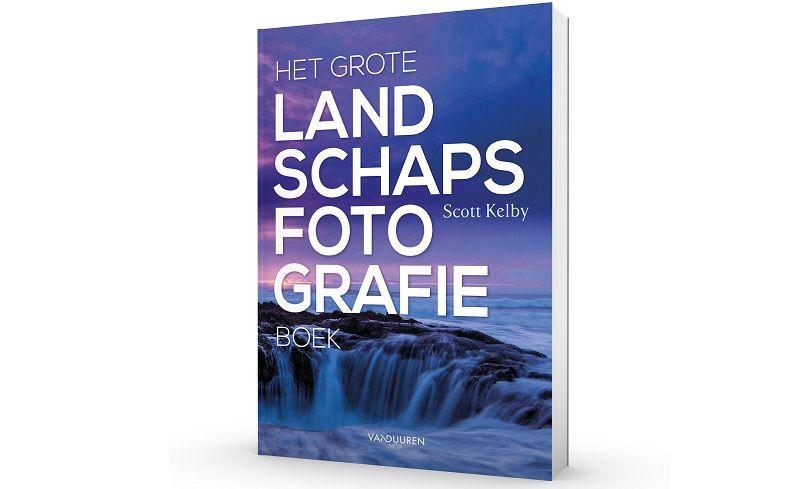scott kelby het grote landschapsfotografieboek