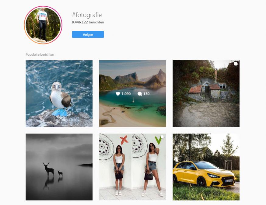 Instagram inzetten voor meer klanten