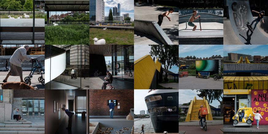 Urban Photo Race Rotterdam 2018 winnaar Jonathan Lai