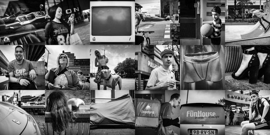 Urban Photo Race Rotterdam 2018 winnaar Jurgen Onland