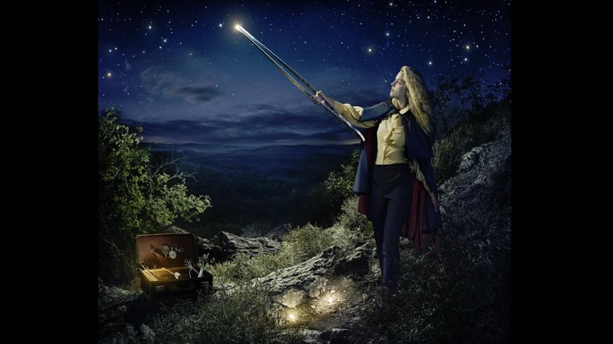 Erik Johansson, kijktip, sprookjes, sprookjesfoto's, Adobe Photoshop