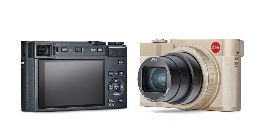 Snel en flexibel Leica lanceert C-Lux camera