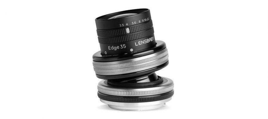 Lensbaby Composer Pro II met Edge 35 Optic