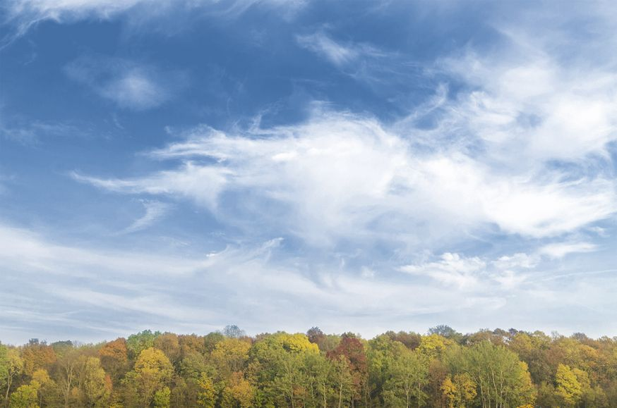 Foto bewerken Maak de lucht dramatisch in minder dan één minuut