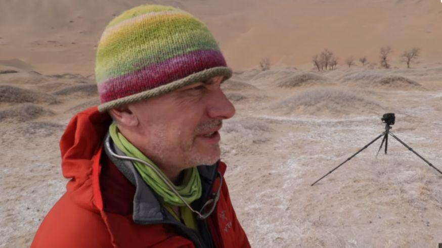 gobi woestijn