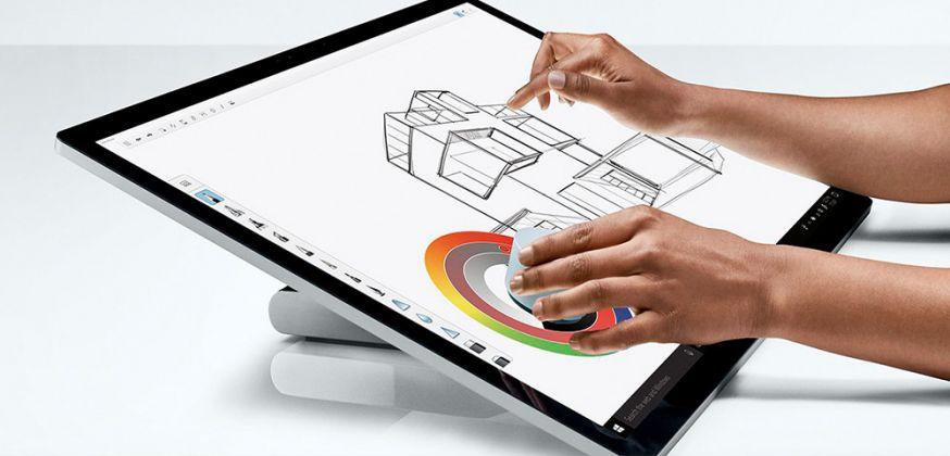 Surface Studio 2 microsoft pc photo foto