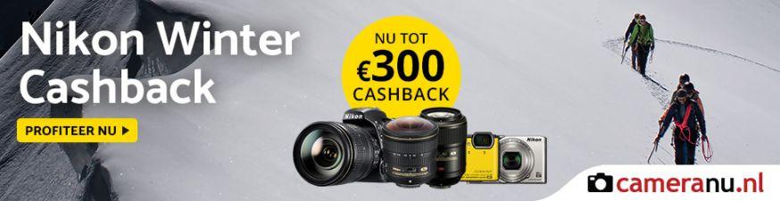cameranu cameranu.nl nikon cashback