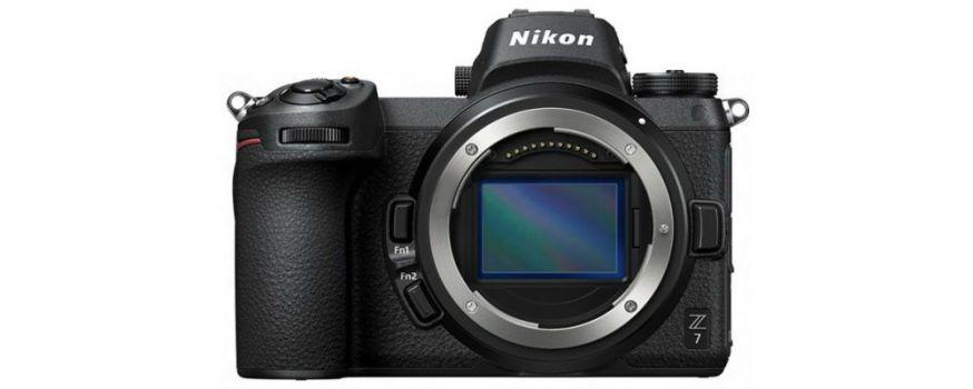 Nikon spiegelloze full-frame systeemcamera en speciale NIKKOR vatting