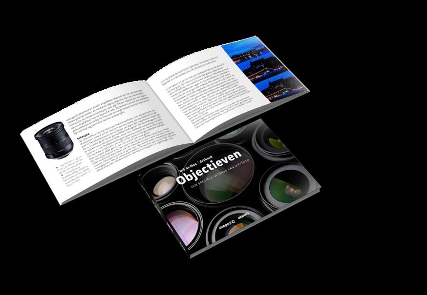 objectieven speciale uitgave digifoto dre de man