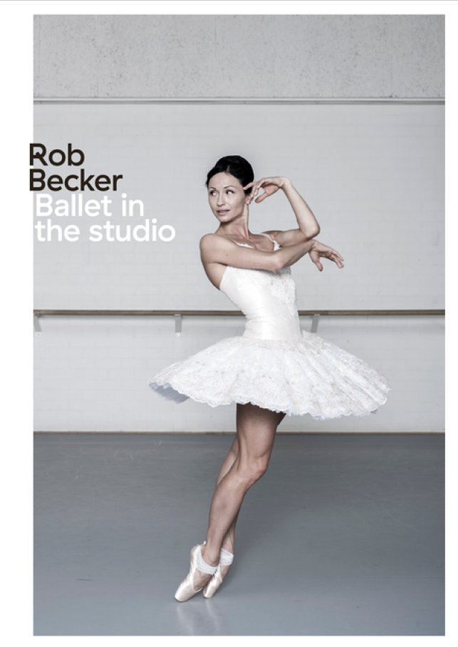 Rob Becker Ballet in the studio