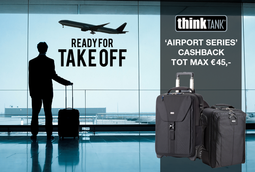 think tank airport series cashback
