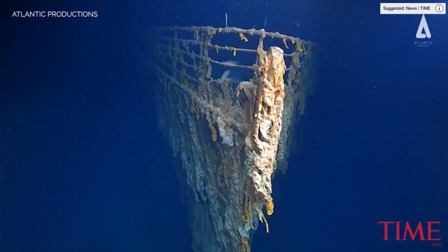 Titanic binnen 30 jaar verdwenen