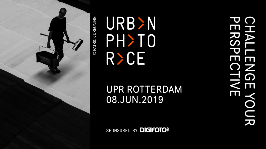urban photo race