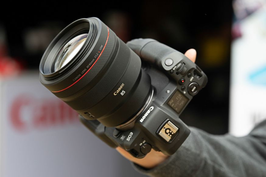 Canon RF 85MM F/1.2L USM, canon, rf, 85mm, 1.2