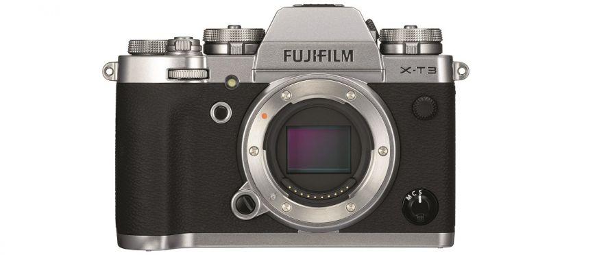 fujifilm x-t3 award