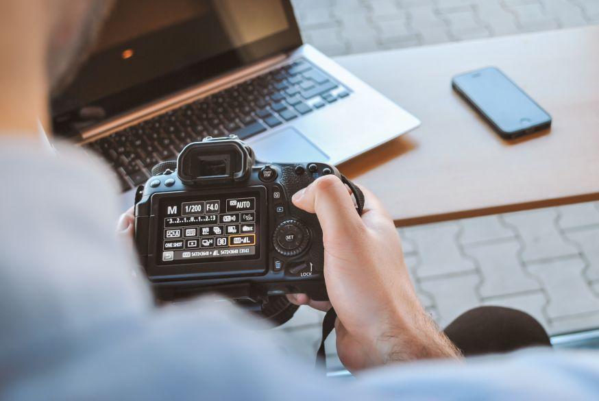 pricewise fotoapparatuur aanschaffen