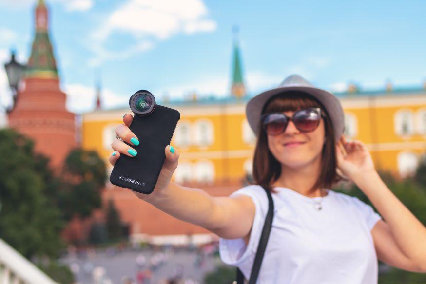 selfie gebruiken als zakelijke profielfoto