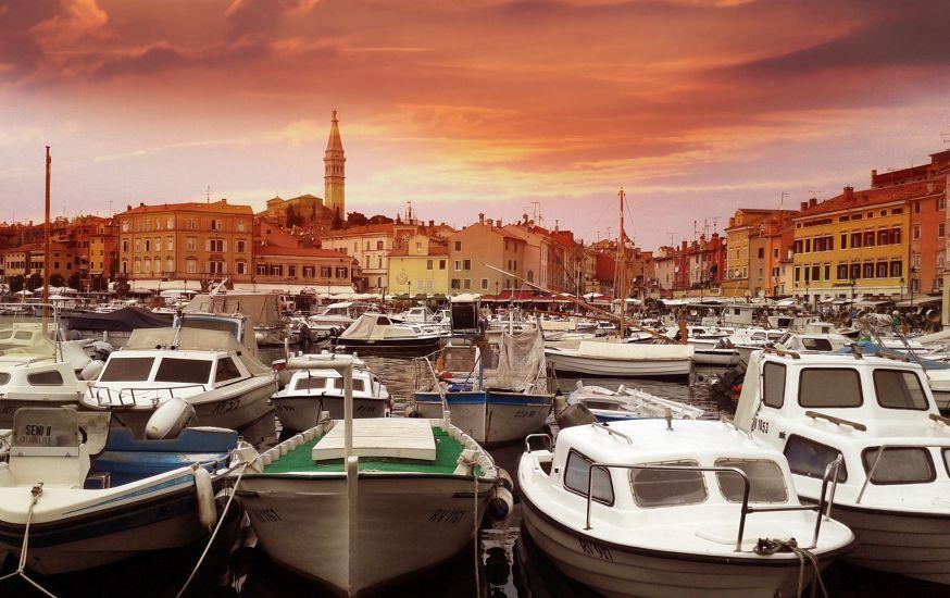 de mooiste fotolocaties ter wereld: kroatië rovinj