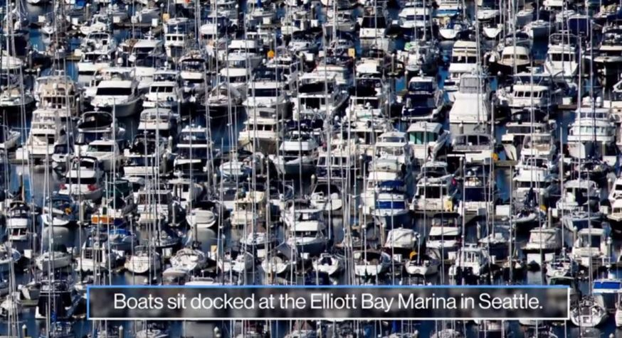 Marina Bay, Seattle