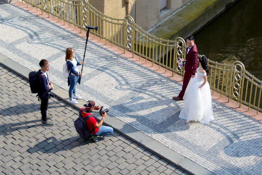 bruidsvideograaf