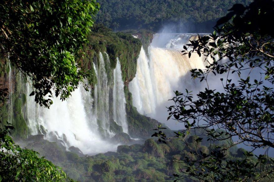 fotolocaties iguazu watervallen