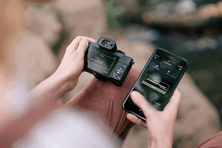 panasonic lumix g100 review vlogcamera