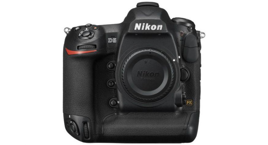 firmware 1.30 voor Nikon d5 met herinneringsfunctie