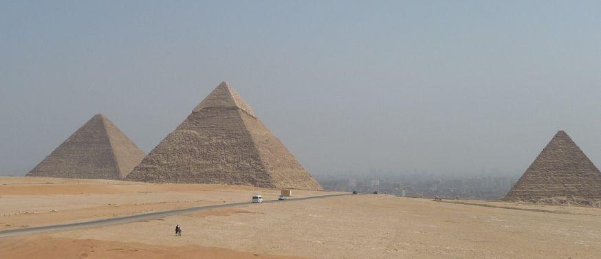 de mooiste fotolocaties ter wereld: gizeh piramide