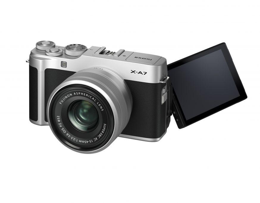 FujifilmX-A7