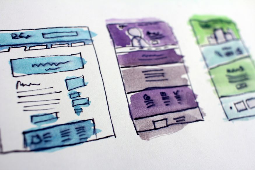 online marketing webshop