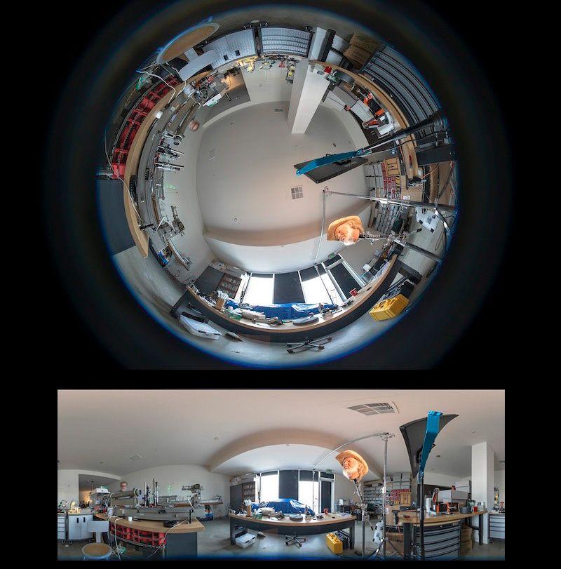 fisheye extreme extreem objectief lens bizar