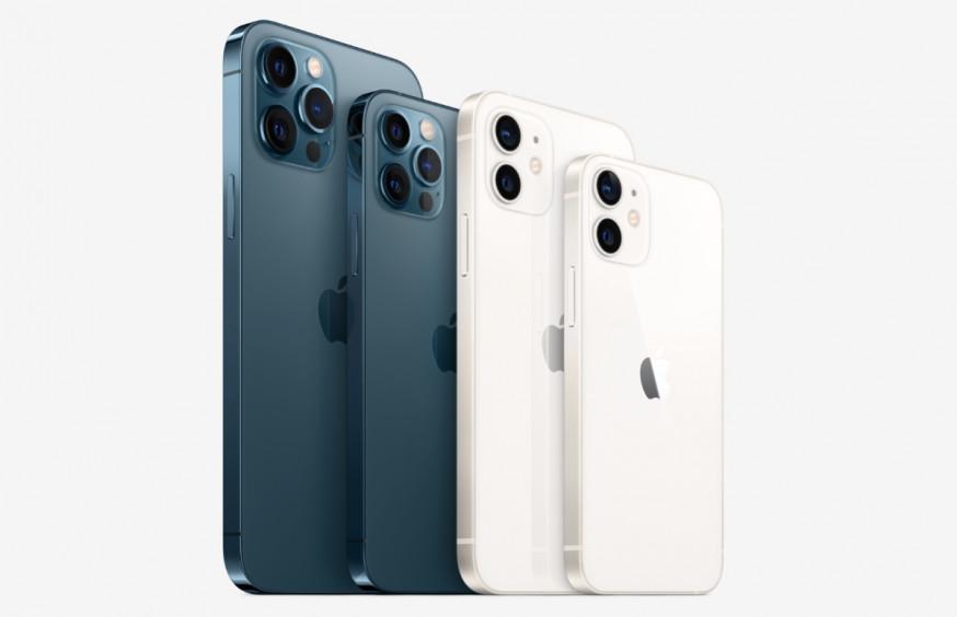 De nieuwste iPhone 12 modellen, maar welke heeft de beste camera?