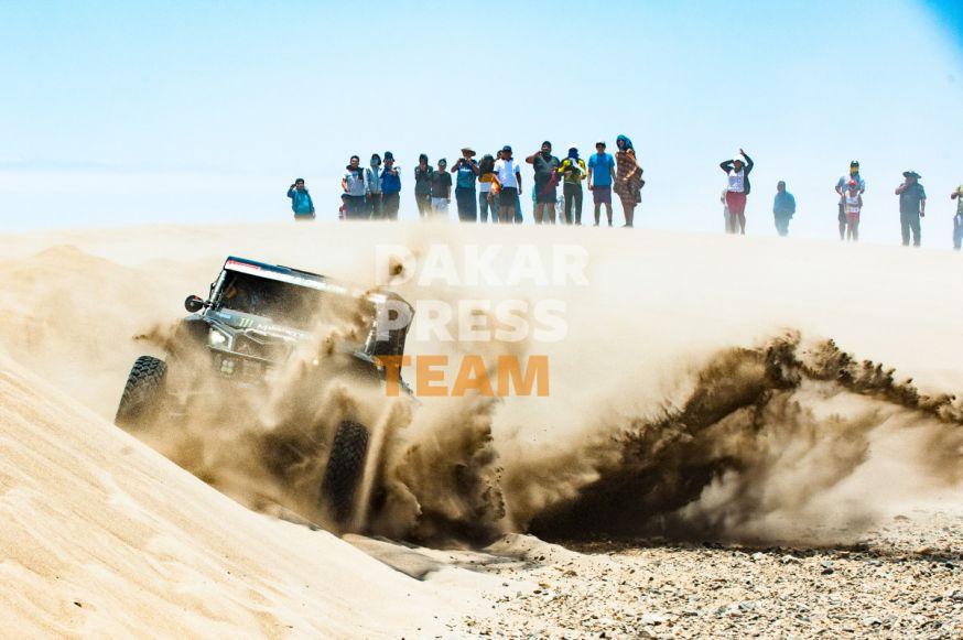 dakar-rally 2019 Poul Henning Nielsen