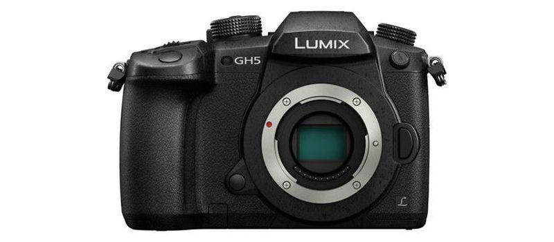 Panasonic lumix dc-gh5 firmware update