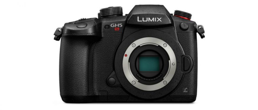 Panasonic lumix dc-gh5s firmware update