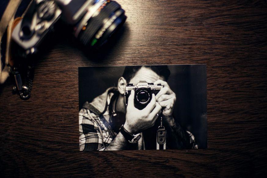 analoge fotografie kamera express
