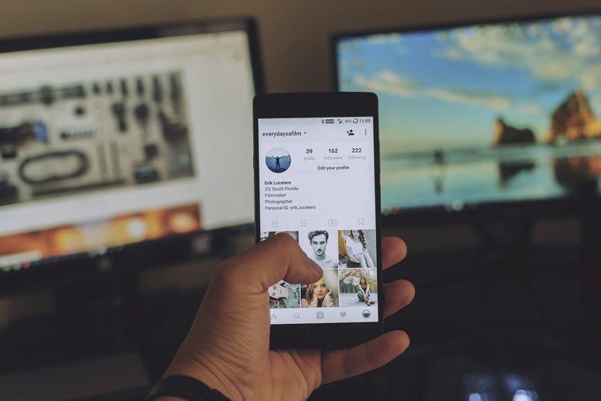 is instagram nog wel bedoeld voor fotografen