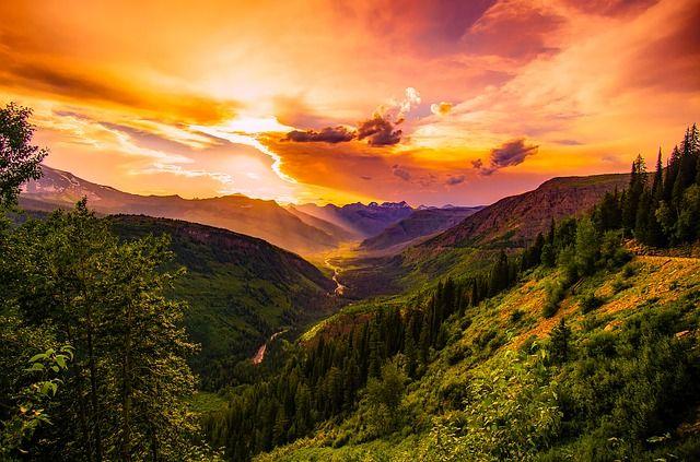 HDR voor landschapsfotografie