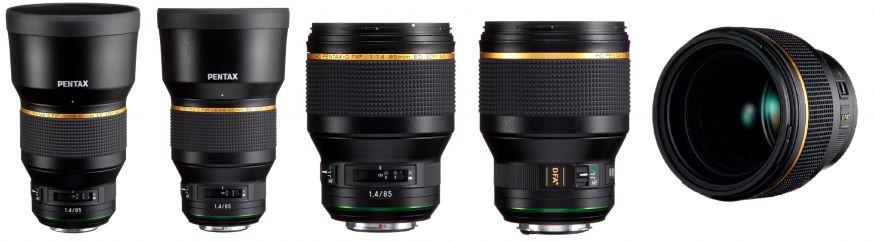Ricoh Imaging kondigt nieuwe lens aan