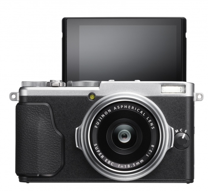 Fujifilm X70 - preview