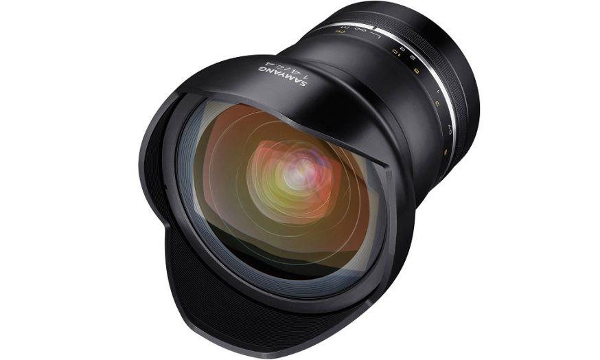 samyang 14mm f/2.4 XP premium