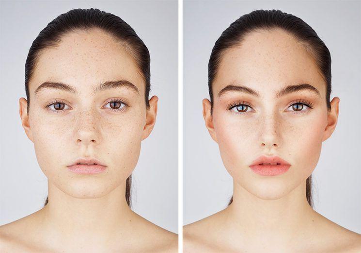 portretten tieners fotograaf project selfie harm alarmerend, alarmerende