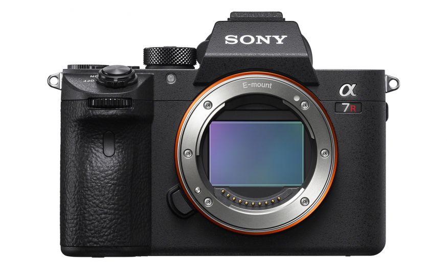 Sony a7R lll nieuwe firmware pixel shift multi shooting
