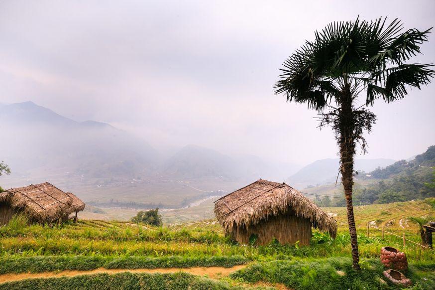sa pa vietnam fotolocatie