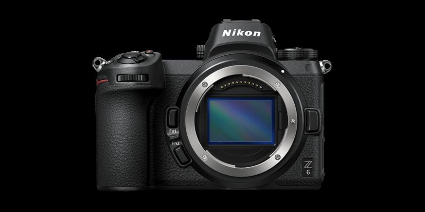 Nikon Z7 spiegelloos mirrorless systeemcamera lancering