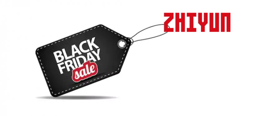 zhiyun transcontinenta black friday